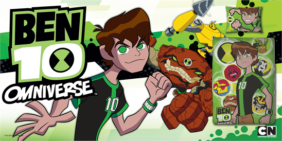 Character World joins the world of Ben 10