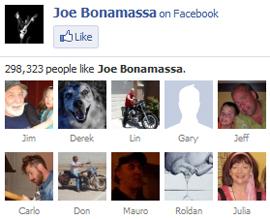 Joe Bonamassa on Facebook. 298,323 people like Joe Bonamassa