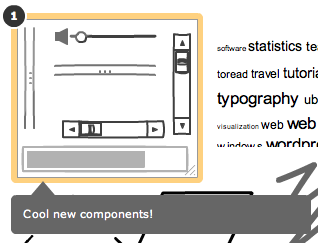 Annotate your wireframes
