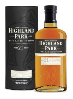 Highland Park 21 YO