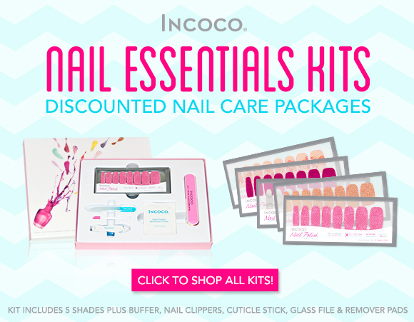 Incoco Nail Essentials Kits